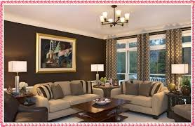 brown color scheme in contemporary living room design ideas 2016 living room wall colors new decoration designs