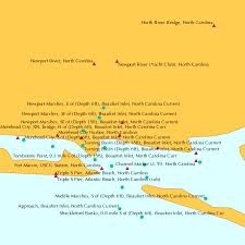 Gallant Channel North Carolina Tide Chart