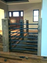 loft railing ideas outdoor stair best indoor on case a railings metal rustic wood outdo