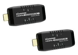 Diamond Wireless <b>HDMI HD Video</b> Receiver and Sender VS50
