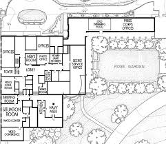 west wing office space layout circa 1990. Recreation West Wing Office Space Layout Circa 1990