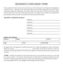 House Rules For Roommates Template House Rules For Roommates Free Roommate Agreement Templates