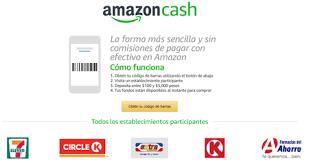 Así Con Tienda Famosa Línea La Efectivo Puedes Cash En Pagar Amazon México