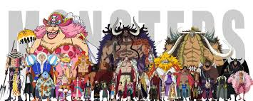 One Piece Height Chart Overview For Michael_on