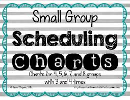 Small Group Centers Display Management Tales From