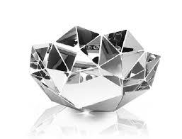 Decorative Metal Fruit Bowls decorative fruit bowl nordic water magic cube fruit plate modern 35