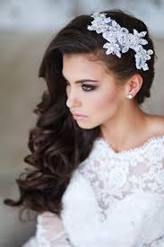 Wedding Bridal Hairstyle 30 bridal hair jewelry ideas for a charming wedding hairstyle 2167 by stevesalt.us