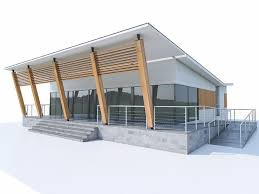 small office building design. Small Office Building Design Beautiful 01 3D Model CGTrader As Well 16 L