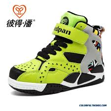 Cheap Children's Kids Shoes Casual Shoes Boys Basketball Shoes High ...