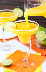 mango margaritas the perfect frozen drink for summer
