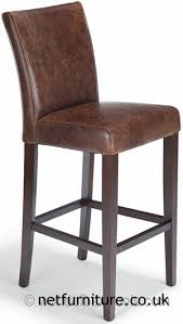 brown leather bar stools. Real Leather Kitchen Bar Stools Brown