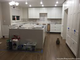 here s our kitchen ready for countertops