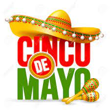 Cinco De Mayo Emblem Design With ...