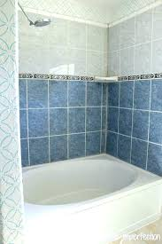 shower paint shower paint bathtub tile how to refinish outdated yes i painted shower paint