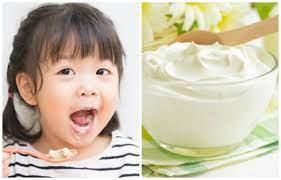 Trẻ ăn sữa chua đúng giờ vàng giúp tăng chiều cao vượt trội