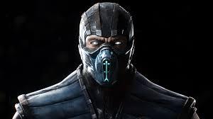 wallpapers mortal kombat warriors masks black background sub zero fantasy