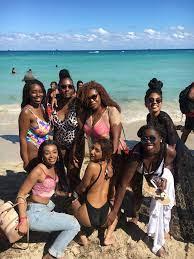 Black Girls Spring Break