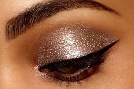 no festive make up menu is plete without a sprinkling of glitter and stila s magnificent metals impart a chic ling veil of up market shimmer
