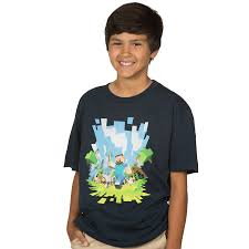 JINX : Minecraft Adventure Youth Tee