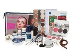 kryolan 3004 supracolor professional makeup kit 26 s new