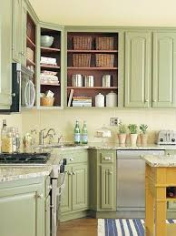 green painted kitchen cabinets. Wonderful Painted Green Painted Kitchen Cabinets Best 20 Ideas On  Pinterest  Intended S