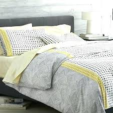 king size crate barrel duvet cover and covers bedding linen