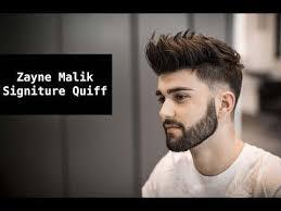 02 51 zayn malik signature hair tutorial mens summer hairstyle inspiration 2017