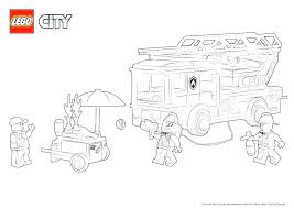 Lego City Coloring Pages Valentinamionme