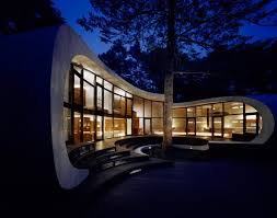 home lighting guide. Amazing-ultra-modern-home-exterior-design-with-artificial- Home Lighting Guide