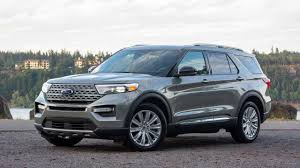 2020 Ford Explorer Color Chart 2020 Ford Explorer Now Offered With Major Discounts Over 5 000