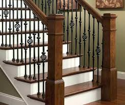 replace stair railing. Replace Stair Railing Install Staircase Cost Installing Post