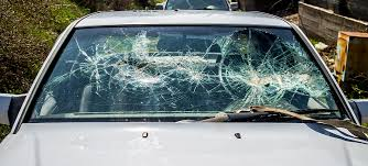 common causes of broken windshields