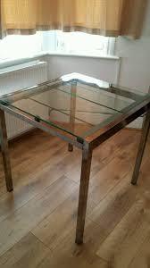 ikea glivarp extendable glass dining table 40