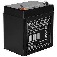 Купить <b>Батарея Ippon IP12</b>-<b>5</b> ( 12V/5AH ), АКБ для ИБП в ...