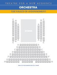 Murmrr Seating Chart Seating Charts Theatre For A New Audience