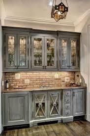 18 Stunning Ideas Of Grey Kitchen Cabinets