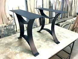 metal base wood top dining table dining table base wood metal kitchen table legs dining table