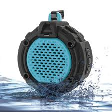 wireless speakers for office. Bluetooth 4.0 Outdoor Speaker W/ Mic Hook, Flashlight - Waterproof Wireless  Speakers For Bathroom Wireless Speakers Office