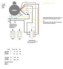 4 Wire Ac Motor Wiring Diagram AC Blower Motor Wiring