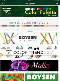Boysen Virtuoso Color Chart Boysen On The App Store