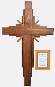 see all of our large crosses