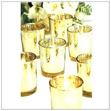 gold mercury candle holders tealight votive bulk rose votives glass