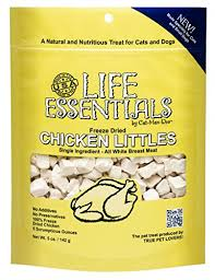 <b>LIFE ESSENTIALS</b> BY CAT-MAN-DOO <b>Freeze</b> Dried Chicken Little's ...
