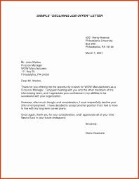 Offer Letter Format Of Ba Ideal Offer Letter Format Doc Download