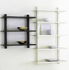 Small Picture Wall Mounted Kitchen Shelf 20 Trendy Wall Mounted Kitchen Shelves