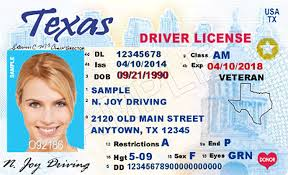 Types Driver Licenses Texas Of - Repair Rapid