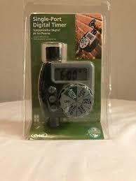 find many great new used options and get the best deals for orbit one dial garden hose digital water timer at the best s at free
