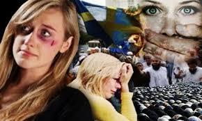Bildergebnis für vergewaltigte schwedin