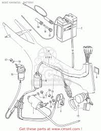 Honda ss50 wiring diagram honda ss50e england 130515 wire harness battery