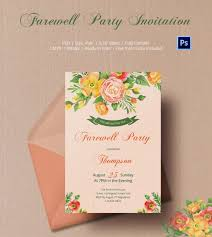 Invitation Cards For Farewell Party Farewell Invitation Cards Designs Elearningninja Kitchen Party